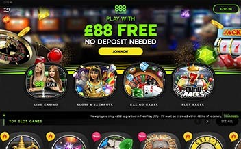 Screenshot 3 888 Casino