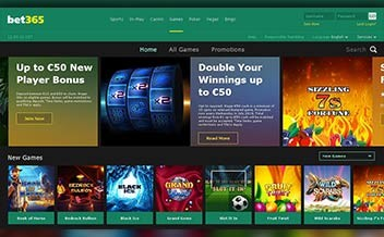 Screenshot 2 Bet365 casino