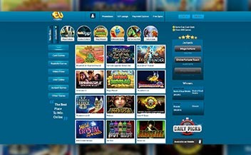Screenshot 3 EUCasino