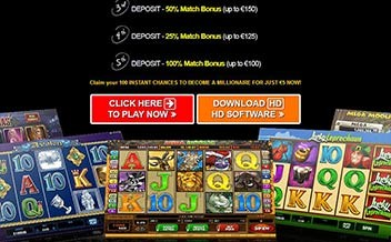 Screenshot 2 Captain Cooks Casino