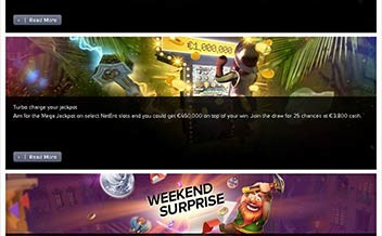 Screenshot 4 Casino Euro