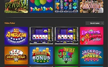 Screenshot 2 Cloudbet Casino
