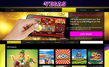Screenshot 2 Dr Vegas Casino