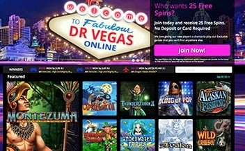 Screenshot 4 Dr Vegas Casino