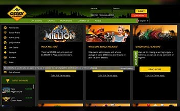 Screenshot 3 GDay Casino