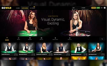 Screenshot 1 Go Wild Casino