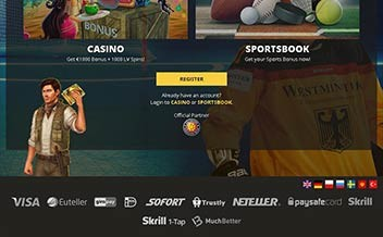 Screenshot 4 LVbet Casino