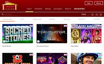 Screenshot 3 Omni Casino