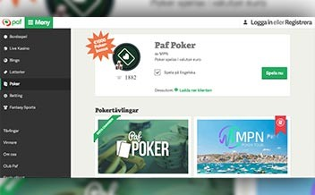 Screenshot 4 Paf Casino