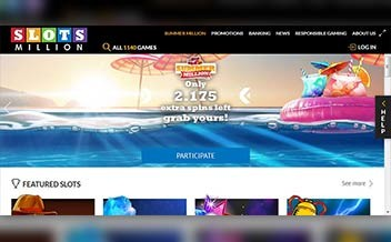 Screenshot 3 SlotsMillion Casino