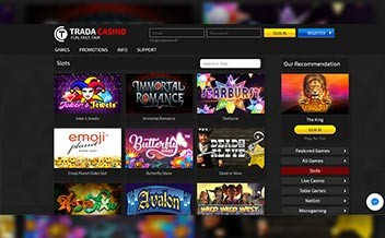 Screenshot 3 Trada Casino