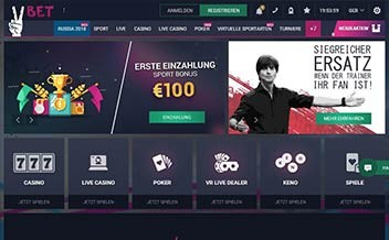 Screenshot 2 Vbet Casino