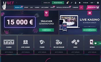Screenshot 3 Vbet Casino
