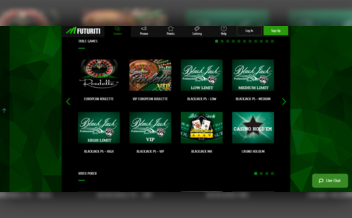 Screenshot 3 Futuriti Casino