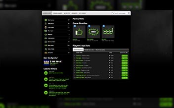 Screenshot 1 Mobilebet casino