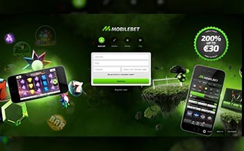 Screenshot 3 Mobilebet casino