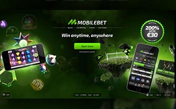 Screenshot 4 Mobilebet casino