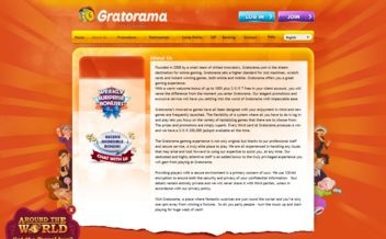 Screenshot 2 Gratorama Casino